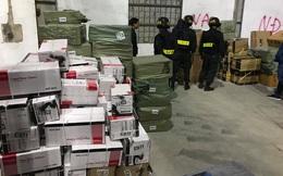 Bộ Công an thông tin việc phá đường dây buôn lậu cực lớn tại Bắc Phong Sinh, Quảng Ninh