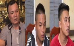 Khởi tố ông chủ công ty vận tải Cường 'Dụ' cùng 2 đàn em ném vỡ kính xe khách ở Thái Bình