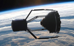 Chưa từng có: Châu Âu sắp phóng một 'móng vuốt' khổng lồ lên quỹ đạo để dọn rác vũ trụ