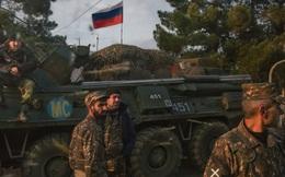 """Khi ông Putin cất """"quả đấm sắt"""" để trình diễn """"uy lực ngầm"""" và chiến thuật mới"""