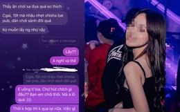"""19 tuổi vào club uống bia, cô gái bị đối tượng hẹn hò chỉ trích """"ăn chơi sa đọa"""" và màn phản ứng gây tranh cãi"""