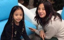 Triệu Vy xót xa nói về tình trạng hiện tại của con gái, số lần hai mẹ con gặp nhau đếm trên đầu ngón tay