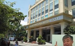 Ông chủ khách sạn hạng sang xây trên đất quốc phòng bị truy tố