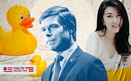 Thư từ nước Mỹ: Fang Fang xinh đẹp, ông nghị sĩ với bầy vịt cao su và một vụ án gián điệp bí hiểm