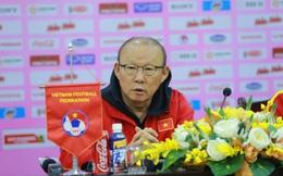 """Thầy Park than phiền về tiền đạo nhưng """"hàng tiền vệ thì tôi đã có những phát hiện mới"""""""