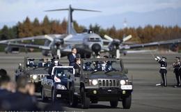 Nhật chi ngân sách quốc phòng kỷ lục mua tiêm kích tàng hình, tên lửa