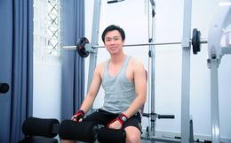 Cận cảnh không gian sống tiền tỷ, có cả phòng tập gym của Hồ Việt Trung