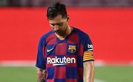 """Tiết lộ: Messi chưa tìm được chốn dung thân, có nguy cơ rơi vào cảnh """"thất nghiệp"""""""