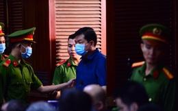 Cựu Bộ trưởng Đinh La Thăng nói lời sau cùng, 'chấp nhận mọi phán quyết của tòa'
