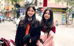 2 công chúa nhỏ nhà MC Quyền Linh khoe sắc giữa phố phường Hà Nội, visual và chiều cao khủng khiến ai cũng trầm trồ