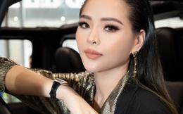 Lại Hương Thảo đeo đồng hồ hơn 800 triệu