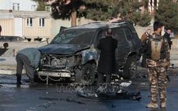 Đánh bom xe ở Kabul làm ít nhất 9 người thiệt mạng