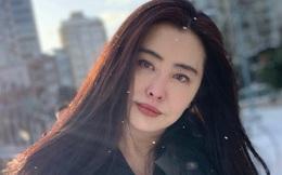 """Quy y cửa phật ở tuổi 53, nhan sắc của """"Đệ nhất mỹ nhân châu Á"""" Vương Tổ Hiền vẫn gây bão mạng xã hội"""
