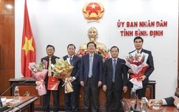 Thủ tướng chuẩn y kết quả bầu Chủ tịch, Phó chủ tịch tỉnh Bình Định