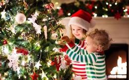 Quà Giáng sinh ý nghĩa bố mẹ dành tặng con