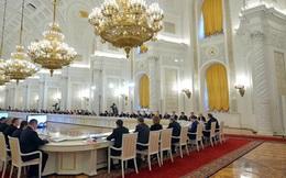 Tổng thống Putin đứng đầu Hội đồng Nhà nước mới của Nga