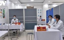 Hôm nay thêm 17 tình nguyện viên tiêm thử vaccine Covid-19 Việt Nam