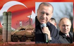 """Báo Nga: Bị Mỹ tính tung đòn tất sát, """"kẻ hiếu chiến người Thổ"""" chỉ bấu víu được TT Putin?"""
