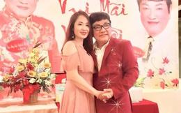 Những khoảnh khắc ngọt ngào của nghệ sĩ U80 Phú Quý và vợ kém 22 tuổi