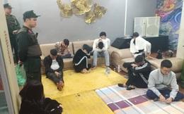 Công phá tụ điểm ma tuý tại Nam Định, khởi tố, xử phạt 84 người