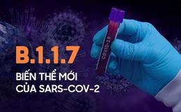 """B1.1.7: Biến thể SARS-CoV-2 mới khiến Anh bị thế giới """"cô lập"""""""