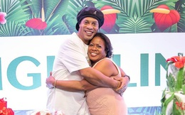 Mẹ Ronaldinho nguy kịch do mắc Covid-19