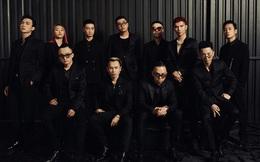 Các nghệ sĩ đình đám Hoàng Touliver, Rhymastic, BinZ, Slim V... cùng nhau sáng lập một công ty về quảng cáo