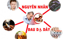 Nguyên nhân gây đau dạ dày