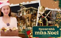Sao Việt khoe độ giàu có mùa Noel: Biệt thự 40 tỷ được Ngọc Trinh decor 'chặt chém', biệt thự Bảo Thy sáng nhất khu nhà giàu quận 7