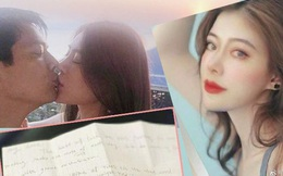 Vợ chồng Châu Tấn xác nhận ly hôn ngay khi Cao Thánh Viễn lộ ảnh hôn môi, viết thư tình cho gái lạ