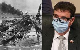 """Học giả Ukraine hiến kế: Kiev nên """"thổi bay"""" 1 thứ của Nga để lấy lại Crimea - TNS Nga đáp trả cực sốc"""