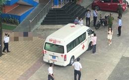 Nam thanh niên nhảy lầu tử vong tại trường Đại học Thủ Dầu Một