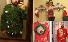 Muôn kiểu trang phục đón Noel kỳ dị nhất thế giới