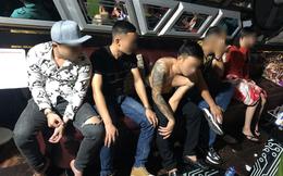 Phát hiện hàng chục người thác loạn tập thể trong karaoke ở quận Bình Tân