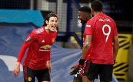 Kết liễu đối thủ bằng siêu phẩm phút 88, Man United tiến gần tới chiếc cúp đầu tiên