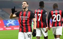 Milan đòi lại ngôi đầu, tái lập kỷ lục 70 năm của Barca