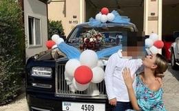 """""""Cậu ấm"""" 12 tuổi được mẹ đại gia tặng siêu xe gần 8 tỷ đồng, dân mạng tranh cãi dữ dội"""