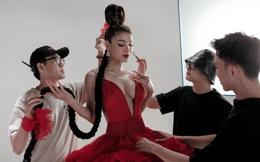 Phương Trinh Jolie nói gì khi gây bàn tán về cách ăn mặc gợi cảm?
