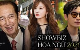 Năm 2020 phủ đen showbiz Hoa ngữ: Anh trai Minh Đạo giết vợ, Triệu Vy - Huỳnh Hiểu Minh ngoại tình và 1001 drama không hồi kết