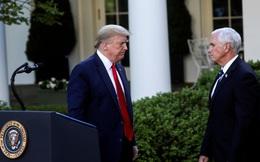 Tổng thống Trump không hài lòng với phó tướng Pence
