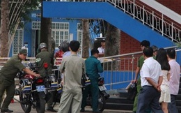 Tìm thân nhân nam thanh niên chết tại sân trường Đại học Thủ Dầu Một