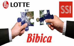 Bibica: 10 năm sau cuộc nội chiến gay gắt, Lotte quyết định thoái sạch hơn 44% vốn