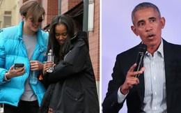 """Ông Obama bất ngờ trực tiếp nói về bạn trai của con gái lớn khiến dân tình đứng ngồi không yên, nghe qua là hiểu có ưng ý """"chàng rể"""" hay không"""