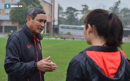 """HLV Mai Đức Chung: """"Đừng nghĩ Việt Nam chỉ cần thắng Thái Lan là sẽ có vé đi World Cup"""""""