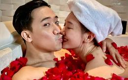 Bức ảnh tình tứ gây tranh cãi của Hari Won và Trấn Thành
