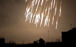 Syria bắn hạ một loạt tên lửa Israel trong đêm Giáng sinh