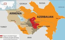 Đối đầu Armenia-Azerbaijan 2020: Đột biến ngoài sức tưởng tượng