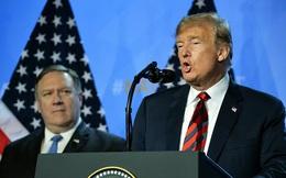 """Ông Trump quyết """"trừng trị"""" Iran: Không loại trừ tấn công quân sự!"""