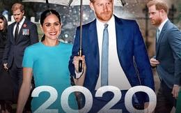 Nhìn lại năm 2020 'dứt áo ra đi' của nhà Meghan Markle: Bị không ít người chỉ trích, quay lưng, nhưng gặt hái không ít thành công