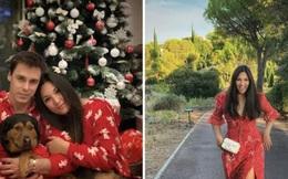 Nàng dâu hoàng gia gốc Việt khoe ảnh Giáng sinh bên chồng, gây bất ngờ với vẻ ngoài hiện tại sau hơn một năm kết hôn